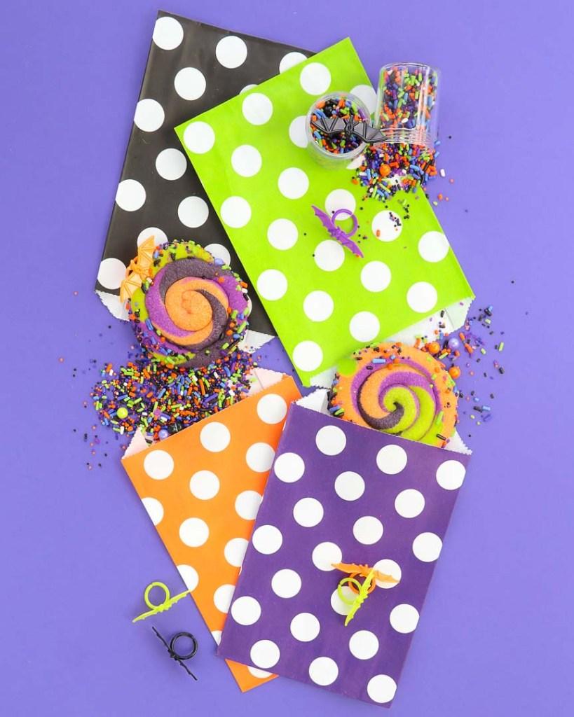 Batty Bakery Halloween Party Ideas Treat Bags