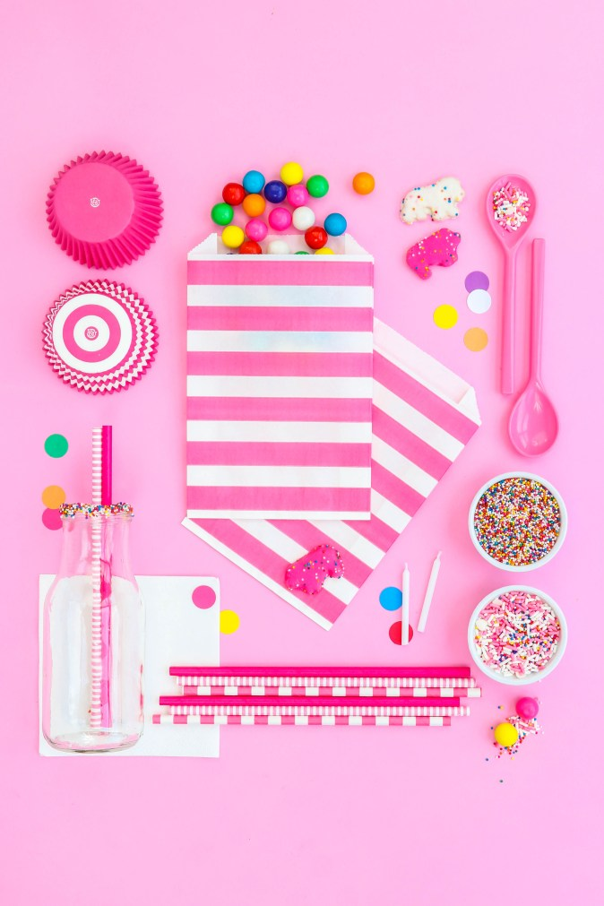 Sweets & Treats Circus Cookie Instaparty Ideas