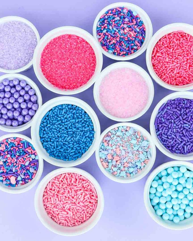 Cotton Candy Sprinkles Party Ideas - Sweetscape Instaparty