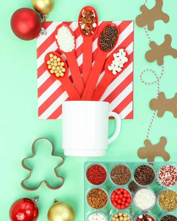 December Sprinkle Mix Kit