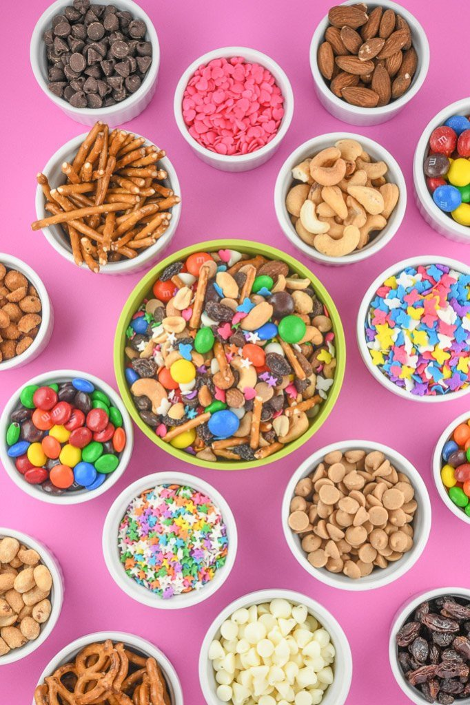 How To Make Trail Mix - Kids Trail Mix