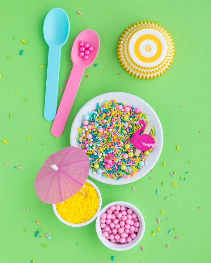 Hawaiian Luau Party Ideas - Tropical Themed Party Sprinkles