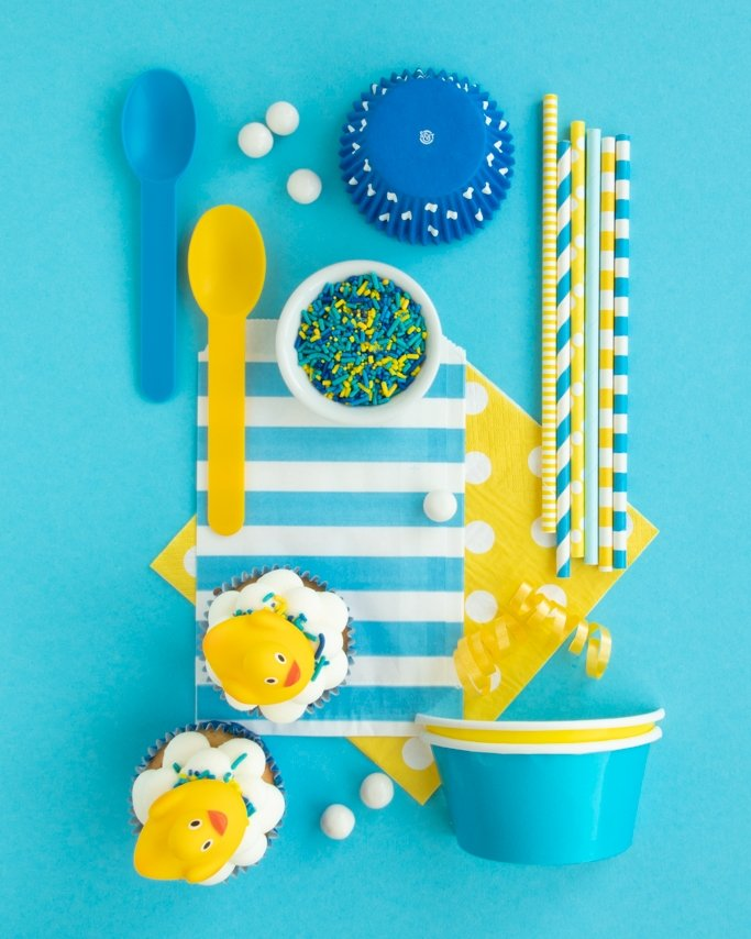 Rubber Ducky Baby Shower Party Supplies