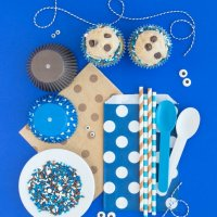 Cookie Monster Party Ideas - Cookie Monster Party Supplies