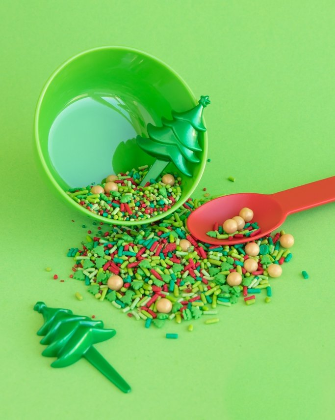 New Christmas Sprinkles and Christmas Baking Supplies