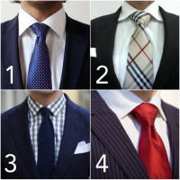 Identifying Most Popular Tie Knots | ShopTheFinest.com