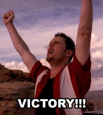 Johnny Drama Victory