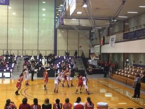 CMU vs NYU basketball women