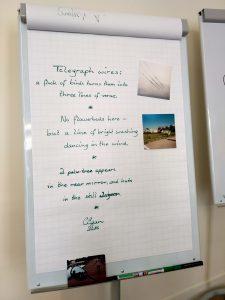 Participant's poem