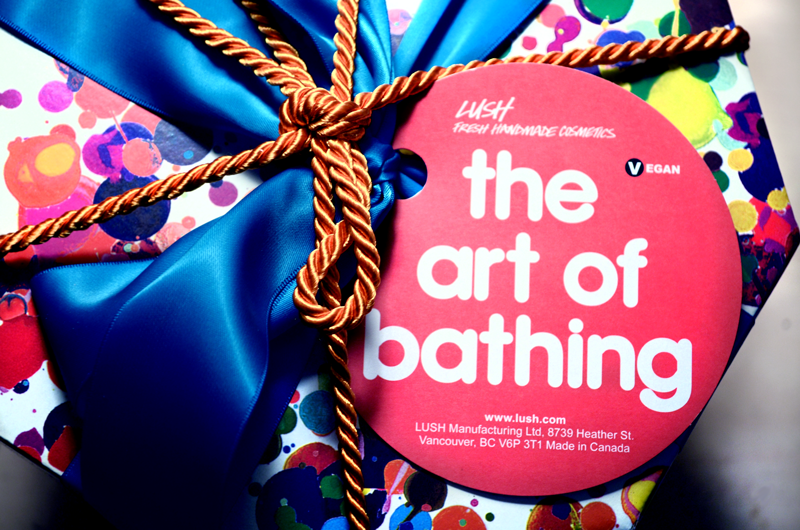 The Art of Bathing