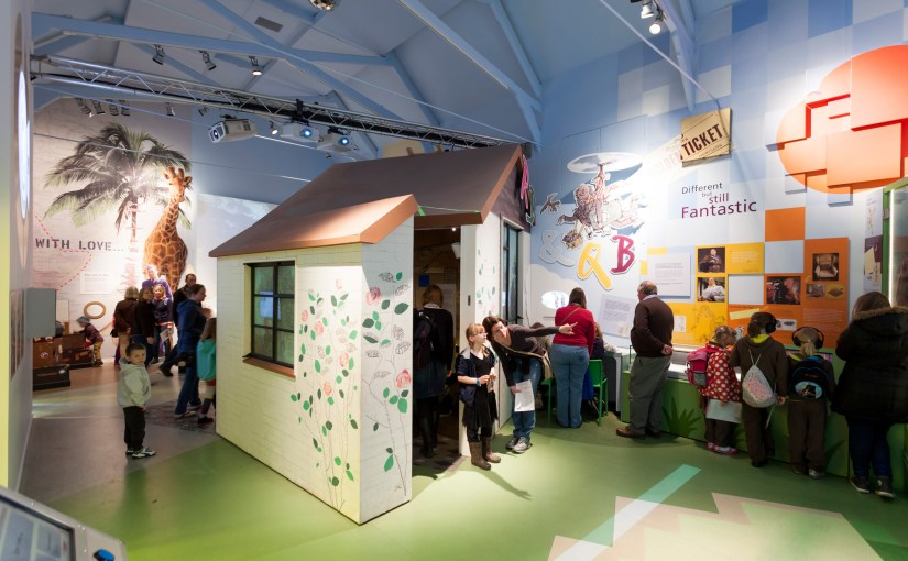 Shortlisted for Museum + Heritage 2016 Awards
