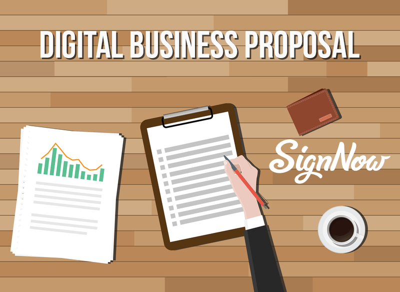 Create E Sign Ready Business Proposal Templates With Signnow