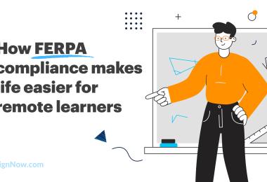 FERPA compliance
