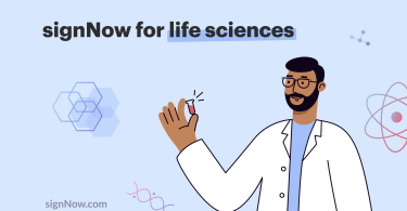 signNow's eSignature for Integra LifeSciences
