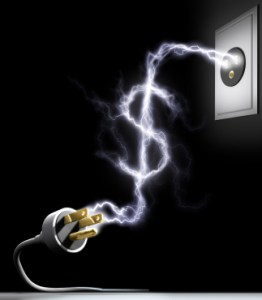 Unplug to save power in your sign shop