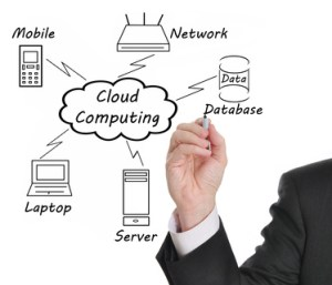 Cloud computing means computing over the internet.