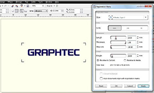 Graphtec Cutting Master 3 is a powerful MAC-compatible plug-in for Illustrator