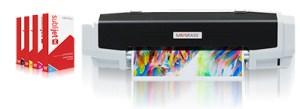 The new Sawgrass Virtuoso VJ628 expands the envelope for desktop dye sublimation.