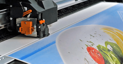 PrismJET VJ54 uses integral heaters to optimize print quality