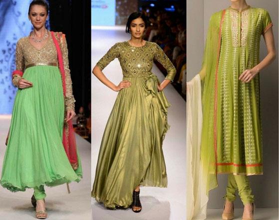 Greenery-in-Indian-Fashion-12