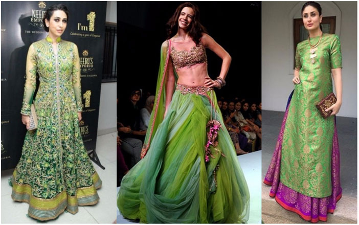 Greenery-in-Indian-Fashion-5