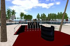 espaço da Simetria no Second Life