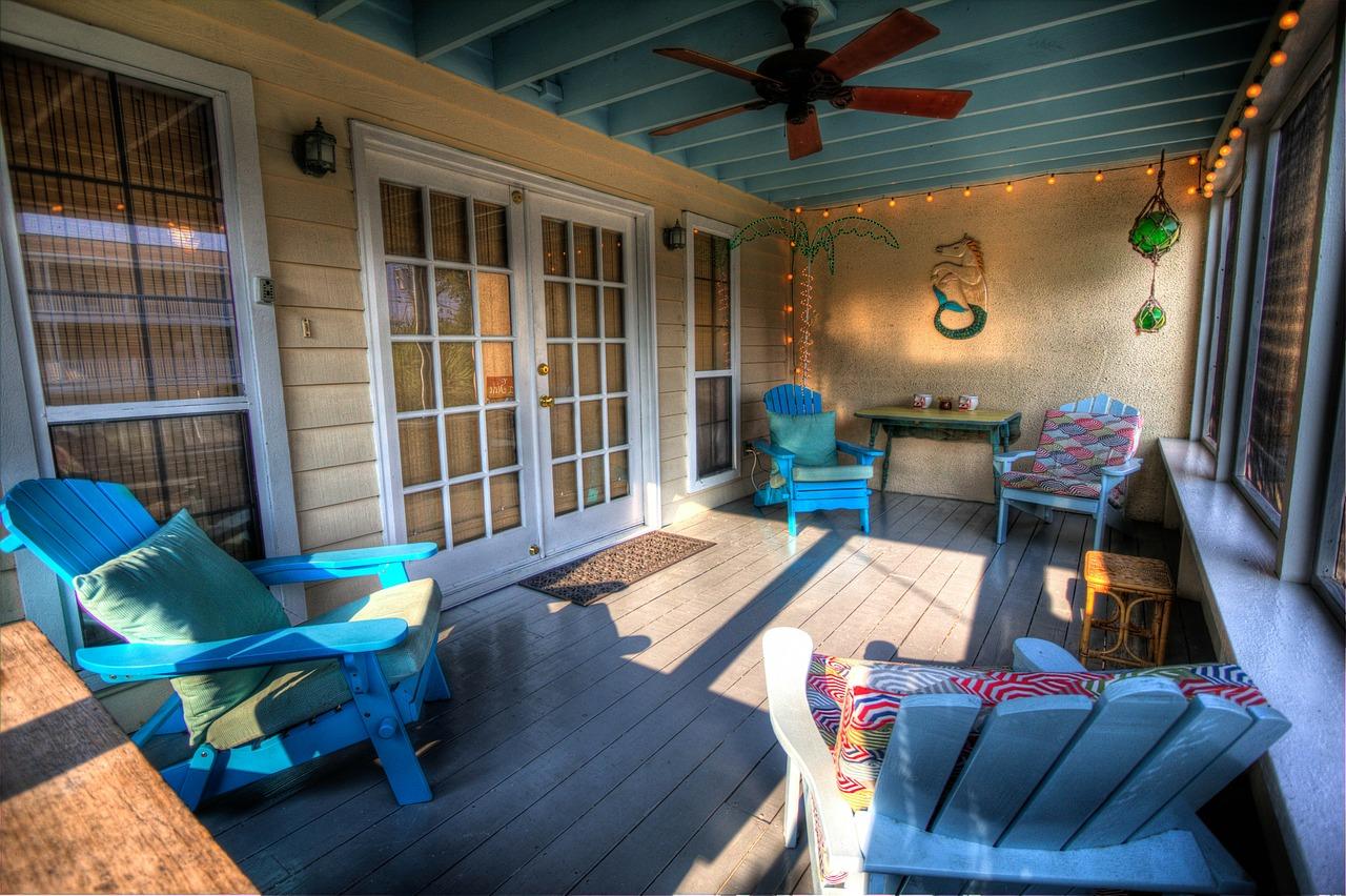Come arredare il terrazzo unoasi di relax in pochi metri quadrati  Blog SIM Immobiliare