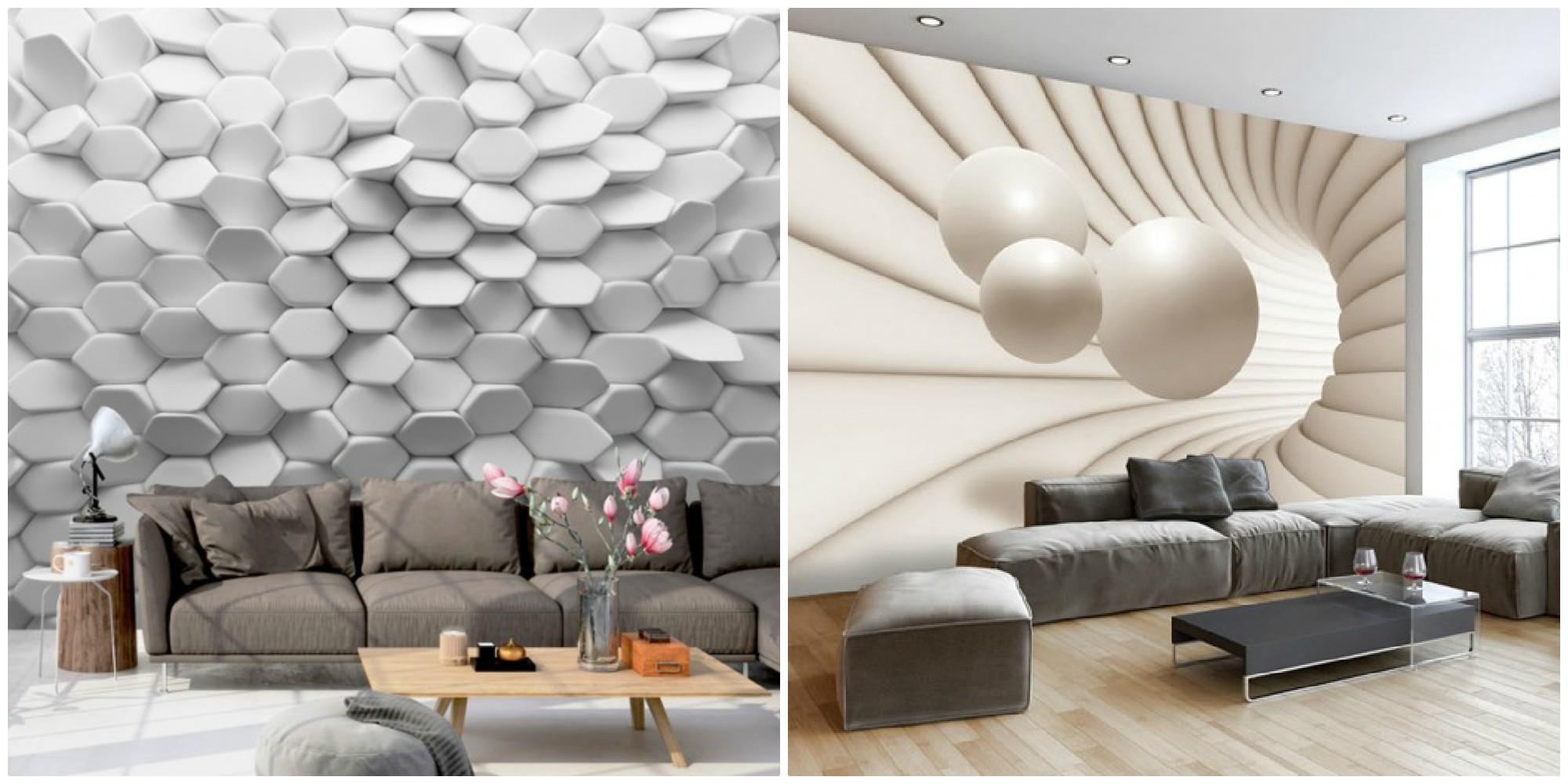 Nuove tendenze darredo la carta da parati 3D  Blog SIM Immobiliare NovaraBlog SIM Immobiliare