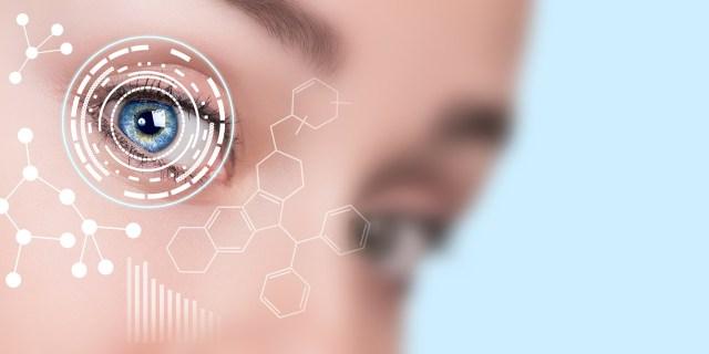 visual droge ogen refractieve chirurgie