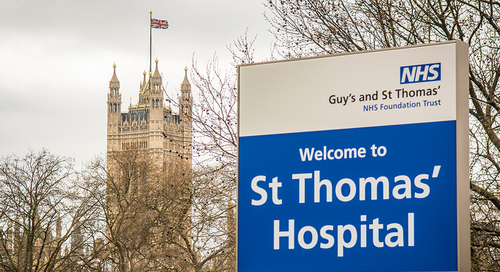 Guy's and St Thomas' NHS Foundation Trust