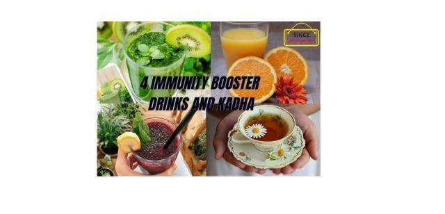 Immunity Booster Drinks