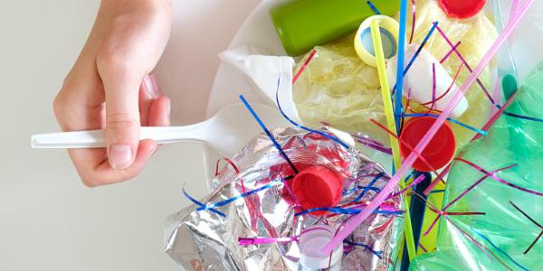 El plastico que comemos