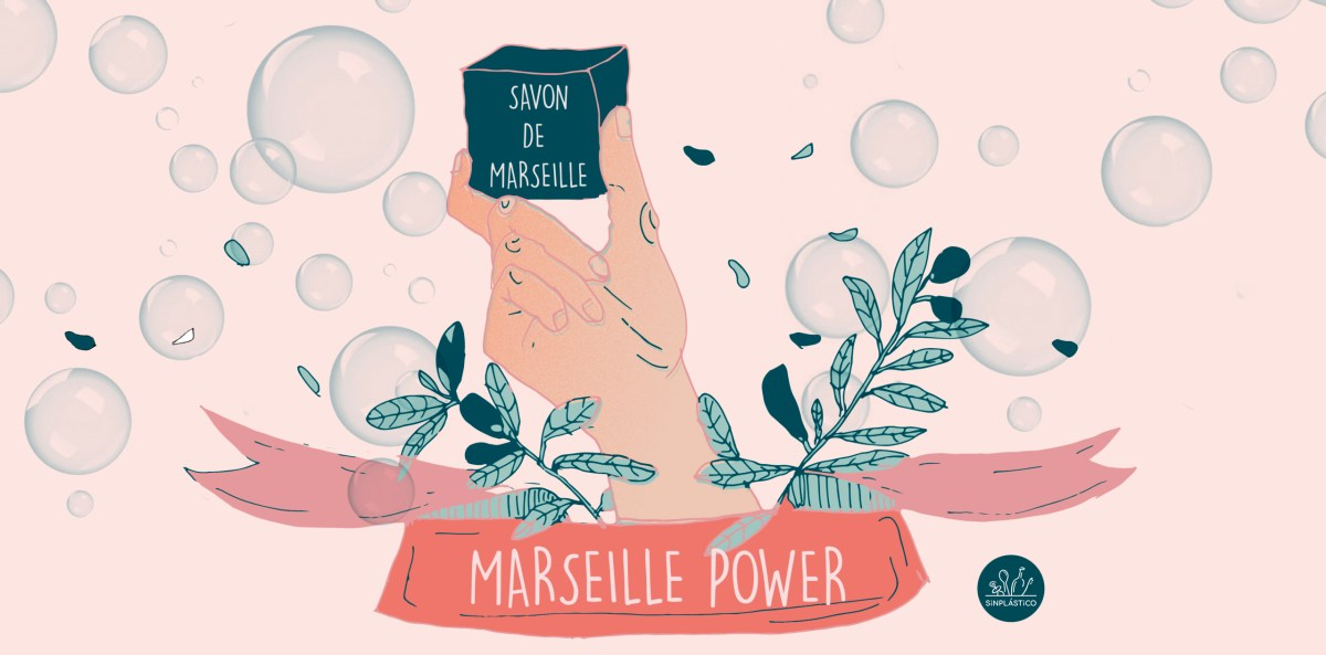 SOAP FROM MARSEILLE: HOW TO CLEAN YOUR HOUSE FROM TOP TO BOTTOM (YEP, NEVERY NOOK AND CRANNY) WITH A BLOCK OF SOAP THAT COSTS LESS THAN €5