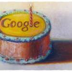 12 years of Google