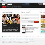 How to remove your Netlog profile
