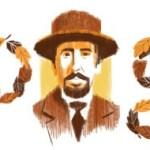 New Slovenian Google Doodle Polde Bibič