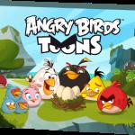 Angry Birds: Jezni ptiči v risanki