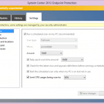 System Center 2012 Endpoint Protection as standalone client