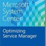 Brezplačna e-knjiga Microsoft System Center: Optimizing Service Manager