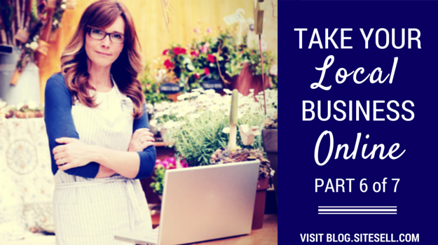 Use Social Media To Grow Your Local Business, Part 6 of 7