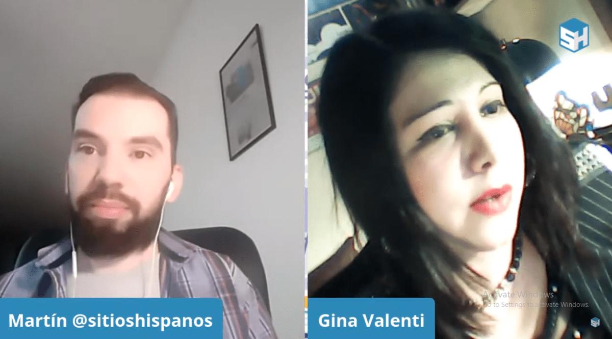 Reflexiones sobre Arte, Tecnología y Educación con Gina Valenti