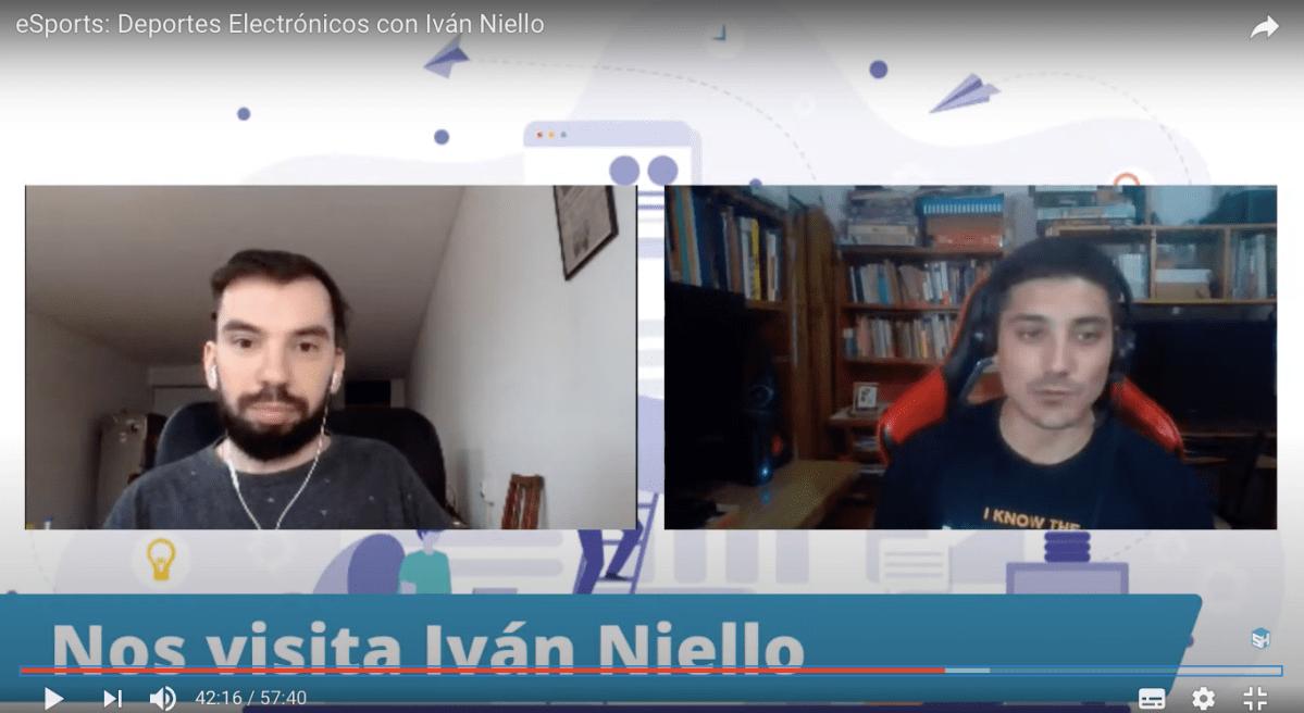 eSports: Deportes Electrónicos con Iván Niello