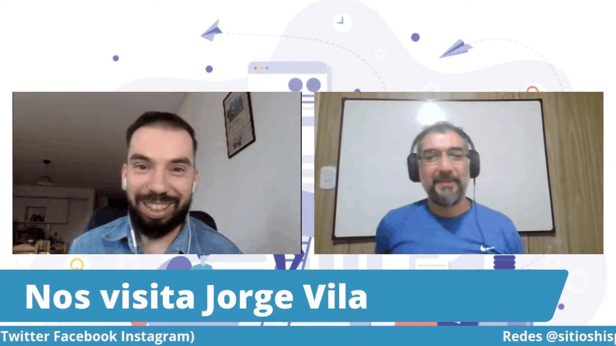 OSINT e Inteligencia en Internet con Jorge Vila