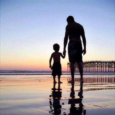 blog sittakarina Father-Son Convo in Lukisan Hujan