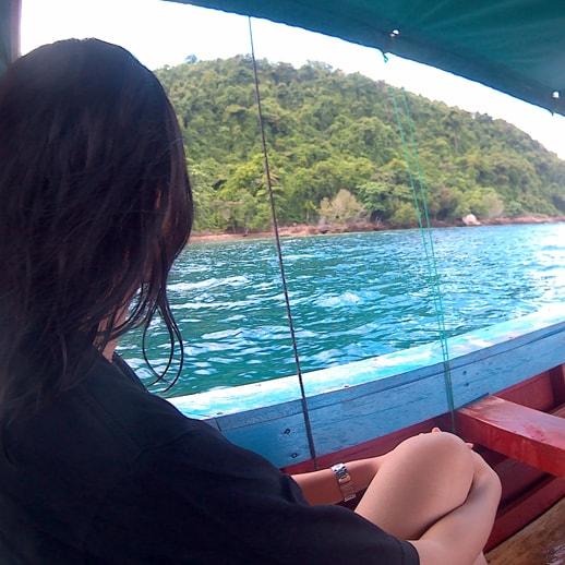 blog sittakarina - Serunya Ajak Anak Snorkeling di Pulau Pahawang (6)