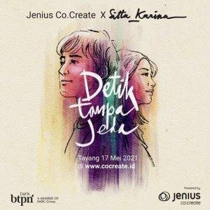 blog sitta karina - detik tanpa jeda cerbung romantis terbaru jenius co.create sitta karina