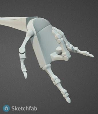 3d-hand-bone-drawing-model