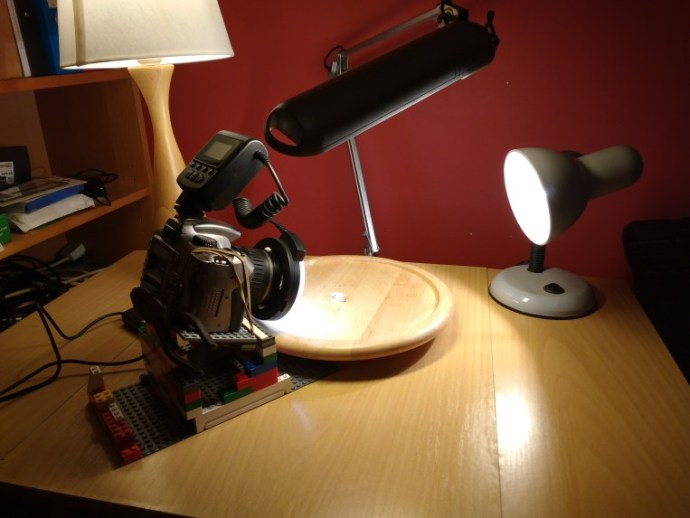 Photogrammetry Setup