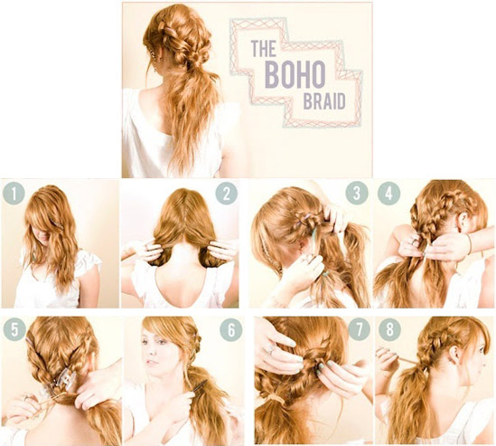boho braid fb