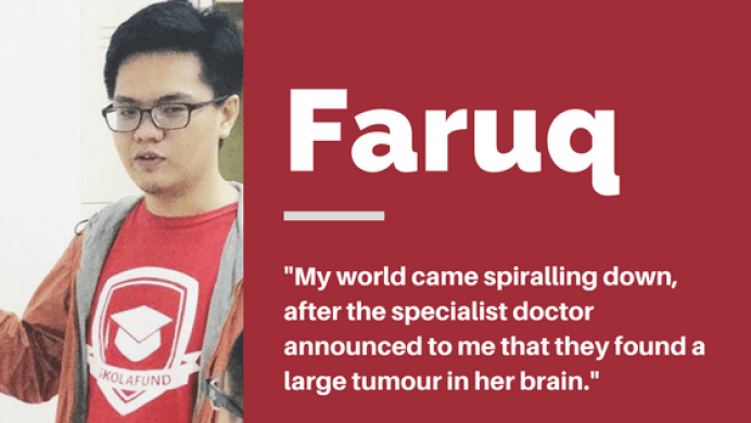 What Faruq Learnt From His Mother